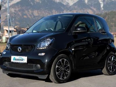 gebraucht Smart ForTwo Coupé fortwoPassion Limousine