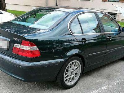 gebraucht BMW 325 3er-Reihe E46 i Limousine