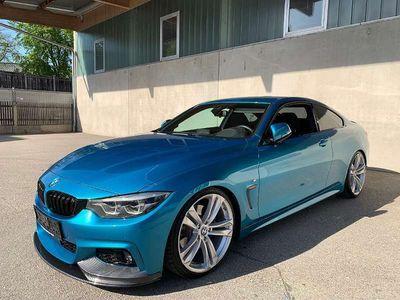 gebraucht BMW 440 4er-Reihe i Coupe M-Performance LCI Sportwagen / Coupé