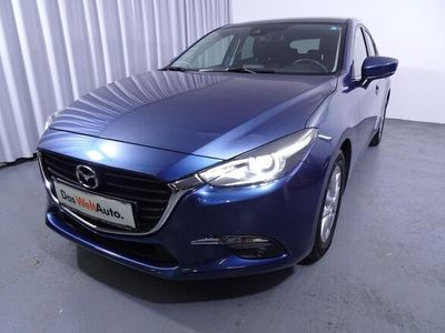 gebraucht Mazda 3 Sport G120 Attraction Aut.