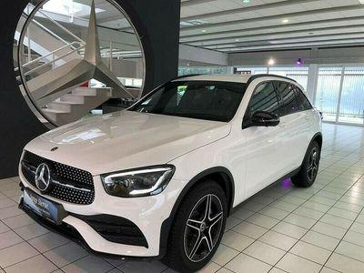 gebraucht Mercedes 200 GLCd 4MATIC Aut.