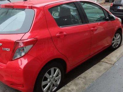 gebraucht Toyota Yaris 1,0 VVT-i Edition 75 Klein-/ Kompaktwagen