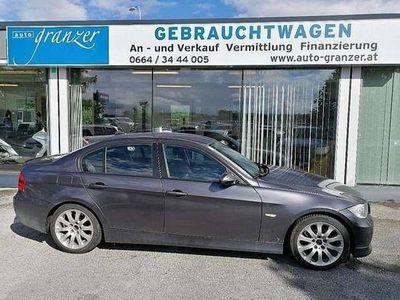 gebraucht BMW 320 3er-Reihe Diesel (E90) Österreich-Paket