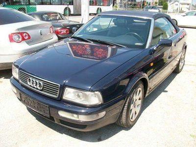 gebraucht Audi 80 80CABRIOLET Cabrio / Roadster