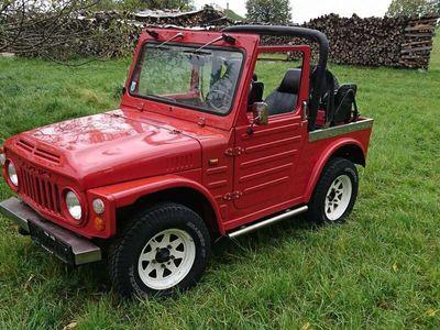 gebraucht Suzuki LJ 80