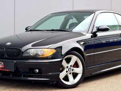 gebraucht BMW 320 320 M-Packet Cd Coupe (E46) Picker & Service Frisch