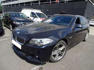 gebraucht BMW 520 d - M Sportpaket - Pano - Leder - AHK - Automatic