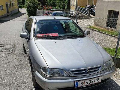 gebraucht Citroën Xsara Klein-/ Kompaktwagen