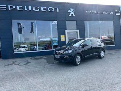 gebraucht Peugeot 3008 1,5 BlueHDi 130 S&S 6-Gang Active inkl. Navi