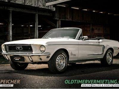 gebraucht Ford Mustang Convertible 44.900-