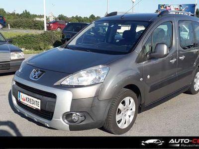 gebraucht Peugeot Partner Tepee Outdoor 1,6 HDi 110 FAP