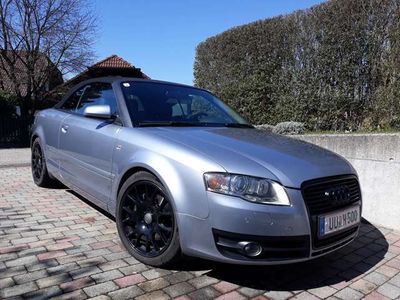 gebraucht Audi A4 Cabriolet 3,0 TDI V6 quattro DPF Tiptronic