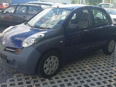 gebraucht Nissan Micra 1,2 16V acenta plus