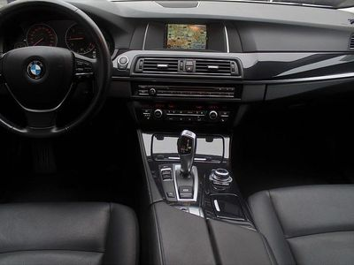 gebraucht BMW 520 d Touring Österreich-Paket Aut.