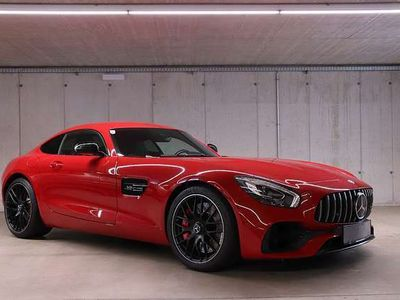 gebraucht Mercedes AMG GT S *Service NEU*Garantie*Jupiterrot*Facelift*