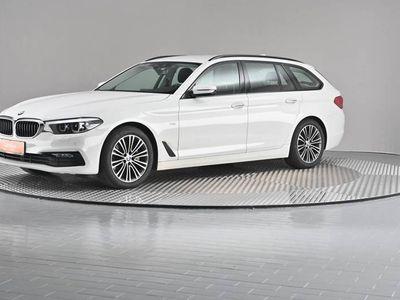 gebraucht BMW 530 5 Serie d Touring Sport Line Aut.