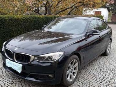 gebraucht BMW 318 Gran Turismo 3er-Reihe d F34 N47 Limousine