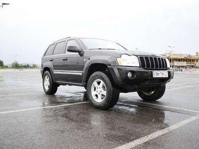 gebraucht Jeep Grand Cherokee 3.0 CRD WH/WK SUV / Geländewagen