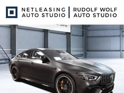gebraucht Mercedes AMG GT 63 S 4Matic+ (EURO 6d-TEMP) Distronic/LED Leder