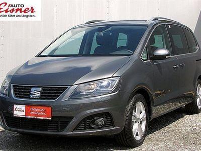 gebraucht Seat Alhambra Xcellence 2,0 TDI 4 Drive