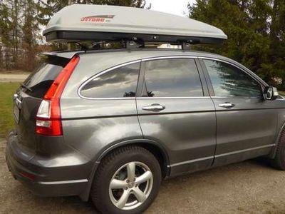 gebraucht Honda CR-V 2,2 iDTEC Executiv SUV / Geländewagen