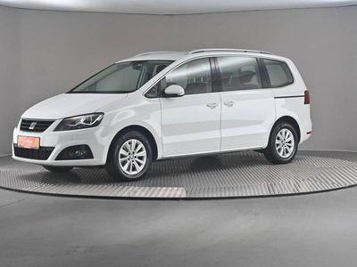 gebraucht Seat Alhambra 2.0 TDI 4Drive Style (884252)