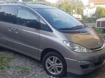 gebraucht Toyota Previa Executive D4D Van Kombi / Family Van