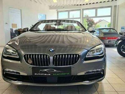 gebraucht BMW 640 Cabriolet i Österreich-Paket Aut. ++LP-141.320--++