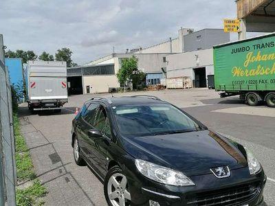 gebraucht Peugeot 407 SW 2.0HDI Kombi / Family Van