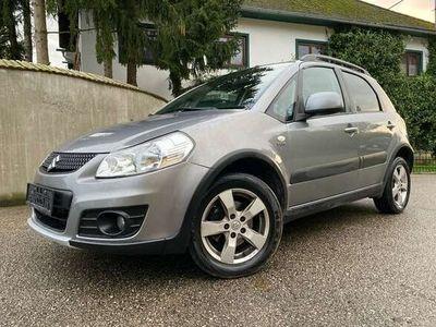 gebraucht Suzuki SX4 2,0 GL-A DDiS special 4WD Allrad! SUV / Geländewagen