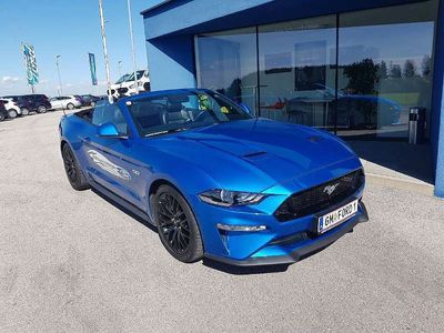 gebraucht Ford Mustang GT 5,0 Ti-VCT V8 Cabrio Aut. Cabrio / Roadster