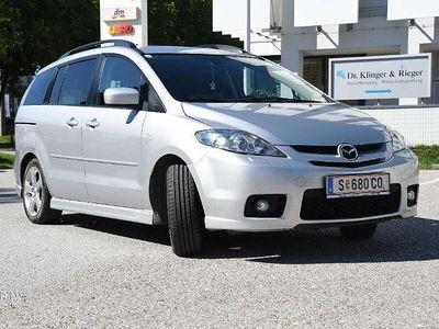 used Mazda 5 /2.0i/GTA (verfügbar ab Mitte Oktober) Kombi / Family Van,