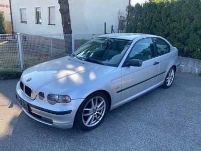 gebraucht BMW 316 Compact 3er-Reihe ti Sportwagen / Coupé