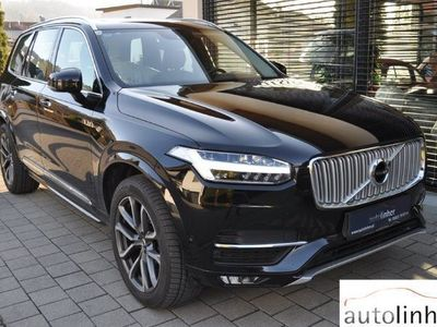gebraucht Volvo XC90 D5 AWD Inscription 7-Sitzer Geartronic LED VOLLAUSSTAT