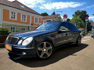 gebraucht Mercedes E270 CDI Avantgarde