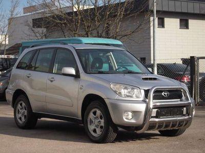 gebraucht Toyota RAV4 2,0 D-4D 4WD-4x4 Pickerl+Service-NEU AHK Webasto Klima Rostfrei PDC-hinten SUV / Geländewagen