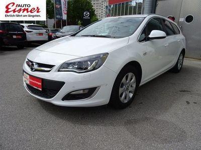gebraucht Opel Astra ST 1,6 CDTI ECOTEC Sport Start/Stop Kombi / Family Van,
