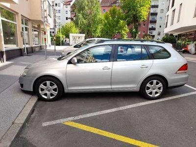 gebraucht VW Golf Variant 1.9 TDI Comfortline