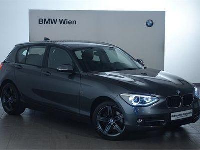 gebraucht BMW 118 1er-Reihe d xDrive Österreich-Paket Limousine,