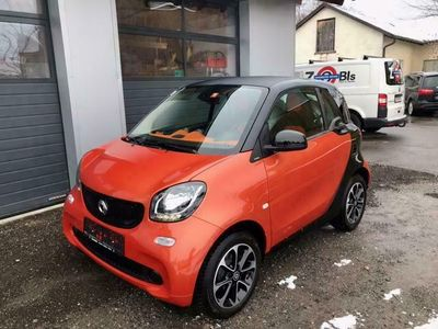 gebraucht Smart ForTwo Coupé AnderePassion *VOLL-AUSST.*