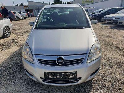 brugt Opel Zafira 1,9 CDTI DPF Kombi / Family Van,