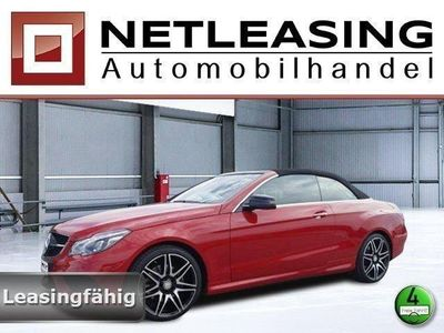 gebraucht Mercedes E350 Cabrio AMG Line Plus+Night+Comand+Sitzkl NSW