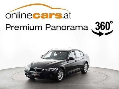 gebraucht BMW 320 3er-Reihe d Aut. LED SUPERPREIS Limousine,