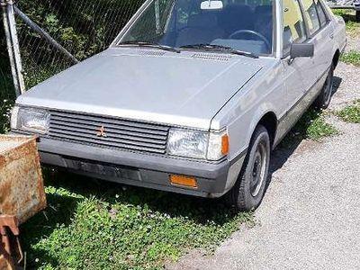 gebraucht Mitsubishi Lancer 1,6 GSR Limousine