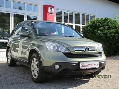 gebraucht Honda CR-V 2,2i-CTDi Elegance DPF