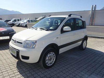gebraucht Fiat Panda 4x4 Classic 1,2 8V