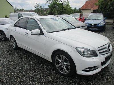 gebraucht Mercedes C180 CDI Avantgarde A-Edition plus BlueEfficiency Aut.