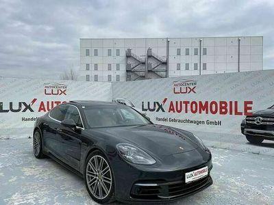 gebraucht Porsche Panamera 4S Aut. Diesel MEGA VOLL