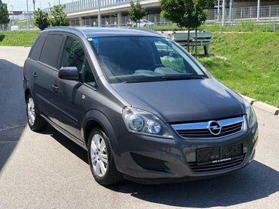 brugt Opel Zafira 1,6 Classic ecoflex Kombi / Family Van,