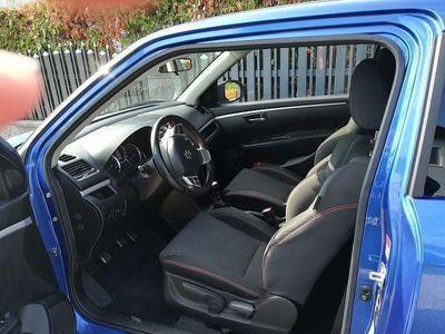 brugt Suzuki Swift Sport 1,6 Klein-/ Kompaktwagen,
